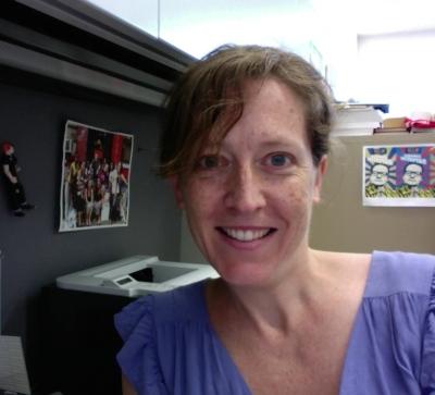 Madeline Fox, Junior Faculty Fellow