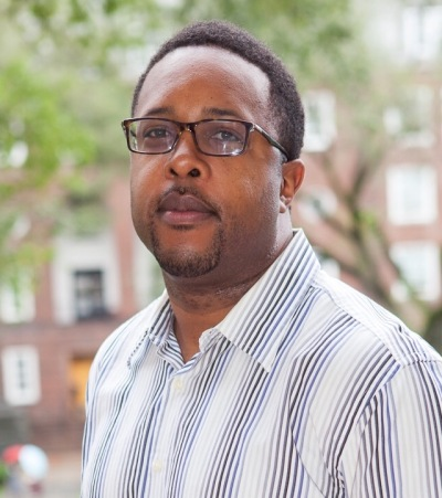 Lawrence Johnson, Junior Faculty Fellow
