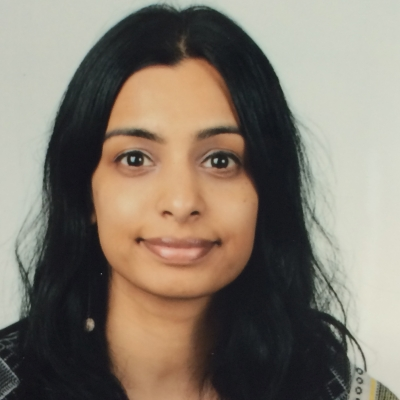 Prathibha Kanakamedala, Junior Faculty Fellow