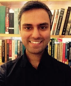 Hamad Sindhi, Graduate Research Fellow